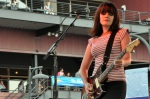 Ribbons opens at the Pains of Being Pure at Heart's South Street Seaport show in New York City
