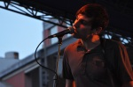 he Pains of Being Pure at Heart play New York City's South Street Seaport