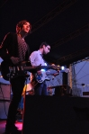 The Pains of Being Pure at Heart play New York City's South Street Seaport