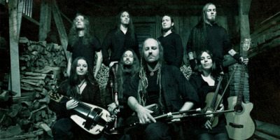 "Swiss folk-metal band Eluveitie released its third studio album ""Evocation I: The Arcane Dominion"" in May"