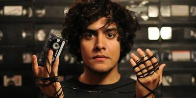 Alan Palomo is the mastermind behind Neon Indian and VEGA