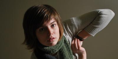 SU sophomore Sarah Aument