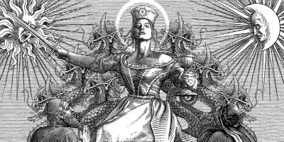 "Polish blackened death metal band Behemoth releases its new album, ""Evangelion,"" on August 11"