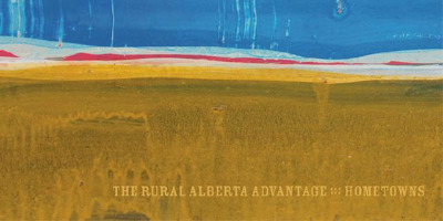 The Rural Alberta Advantage will be at Positive Jam September 5th