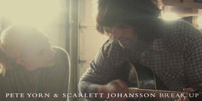 "Scarlett Johansson and Pete Yorn release 2006 recording of ""Relator,"" which will be featured on their upcoming LP"