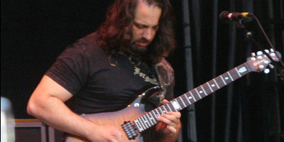 "Dream Theater guitar virtuoso John Petrucci is the subject of a series of YouTube spoofs called ""John Petrucci Psycho Exercises"""