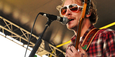While The Felice Brothers and The Rural Alberta Advantage impressed, Deer Tick stole the show