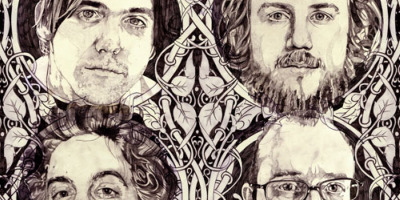 Conor Oberst, Jim James, M. Ward and Mike Mogis Release their first album as Monsters of Folk