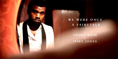 Spike Jonze and Kanye West collaborate on a short film