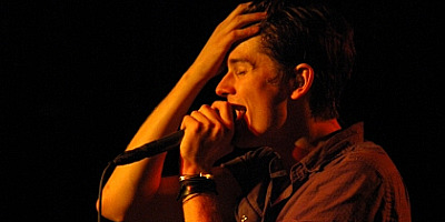 William Beckett of The Academy Is... at Syracuse University