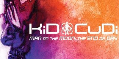 Kid Cudi Art Man On The Moon